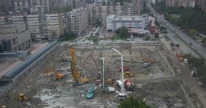 Izgradnja merkatora novi sad